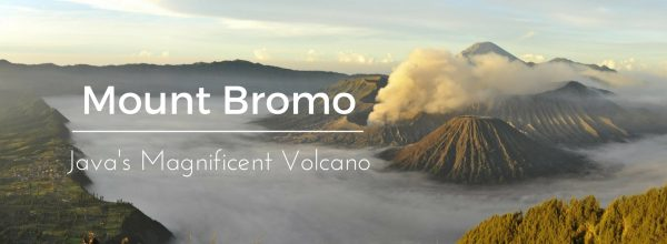 Mt. Bromo – Java's magnificent volcano on a budget