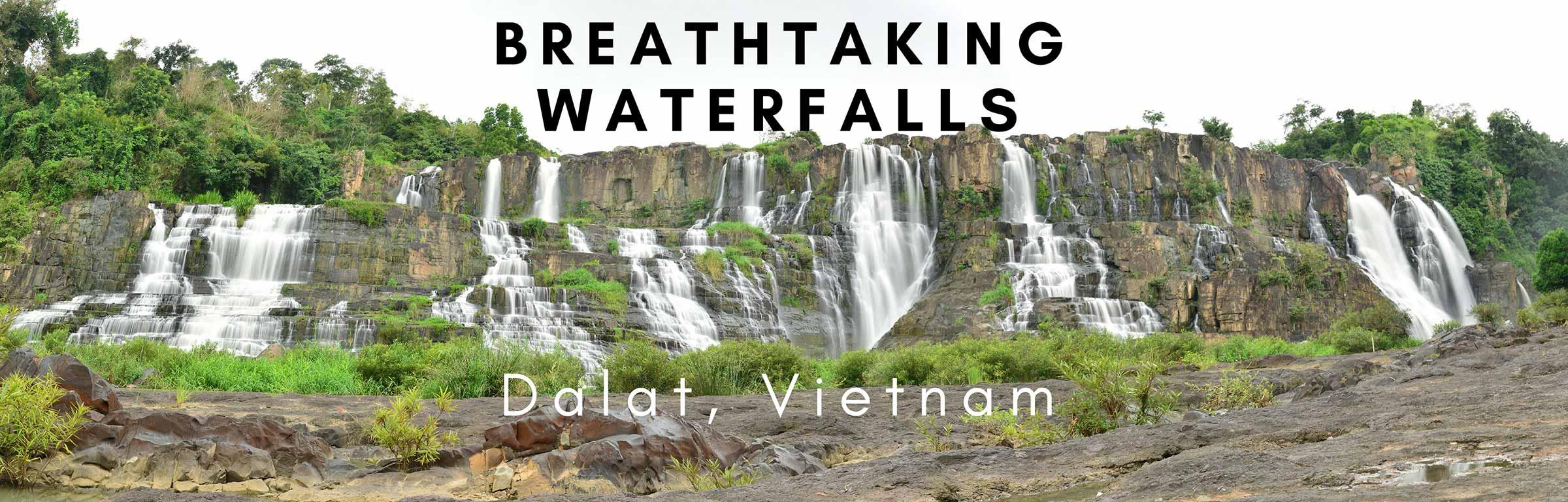 3 Must-See Waterfalls in Dalat, Vietnam - Live, Travel, Teach