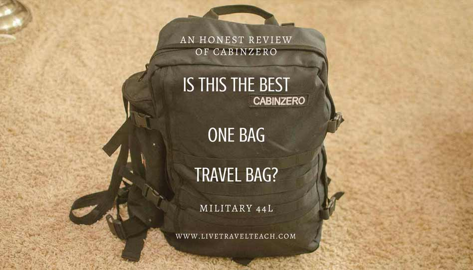 Is This The Best One Bag Travel